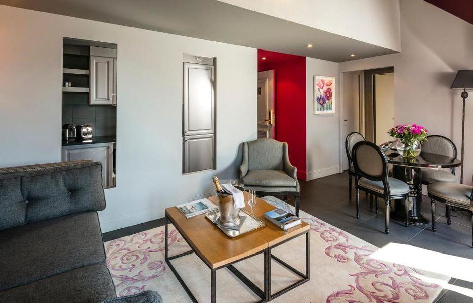 Villa Garbo Cannes **** Chambre