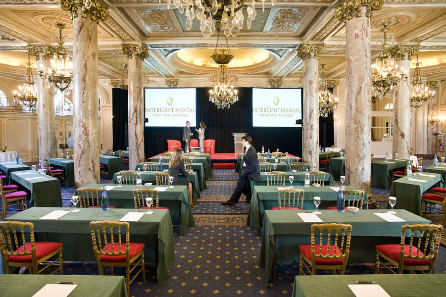 InterContinental Carlton Cannes ***** Le Grand Salon