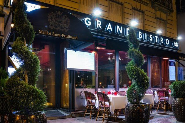 Le Grand Bistro Paris - Maillot 3
