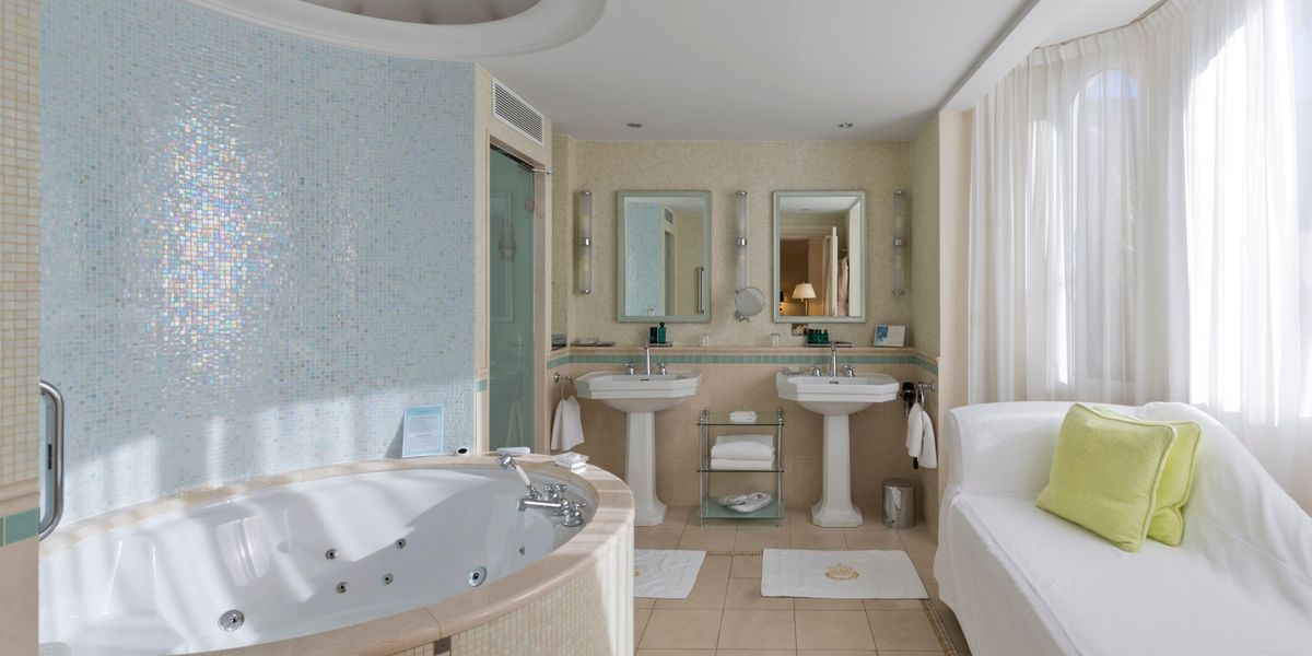 InterContinental Carlton Cannes ***** Salle de bain
