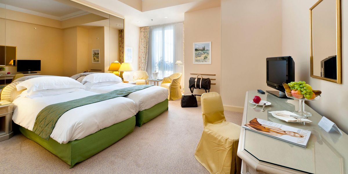 InterContinental Carlton Cannes ***** Chambre twin