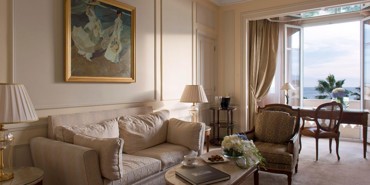 InterContinental Carlton Cannes ***** Suite