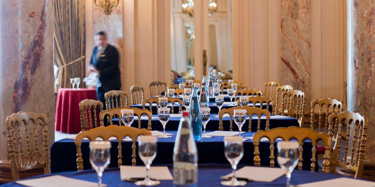 InterContinental Carlton Cannes ***** Salle de réception