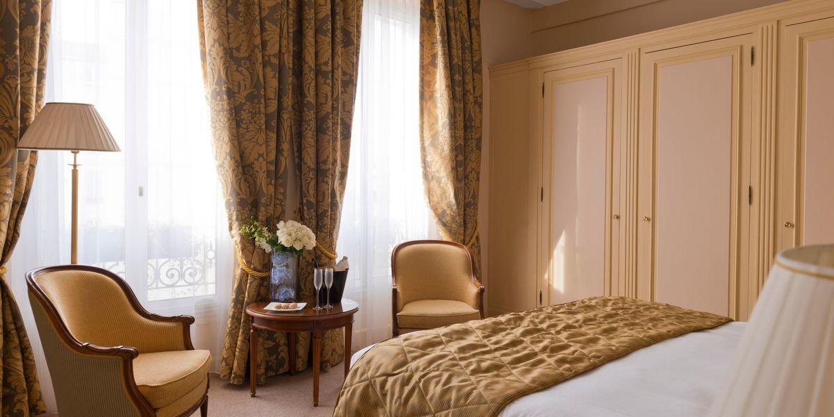InterContinental Carlton Cannes ***** Chambre