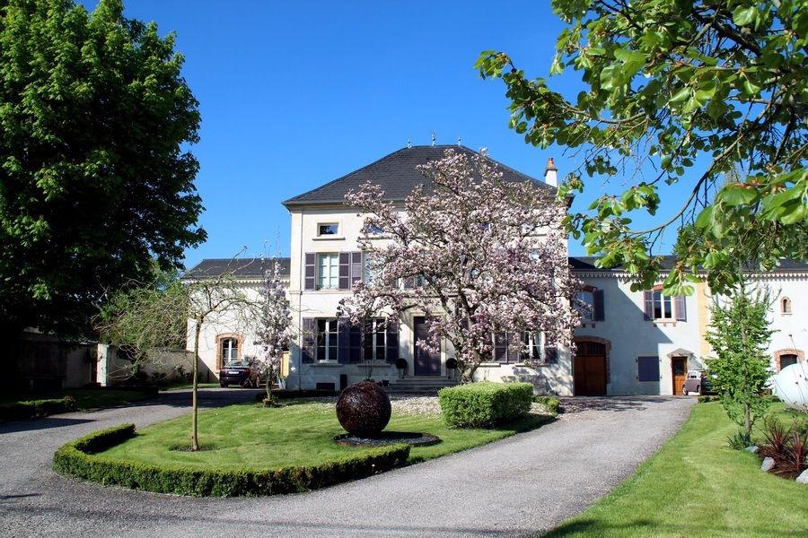 La Brunerie et ses Instants Le Parc (extérieur) - entrée