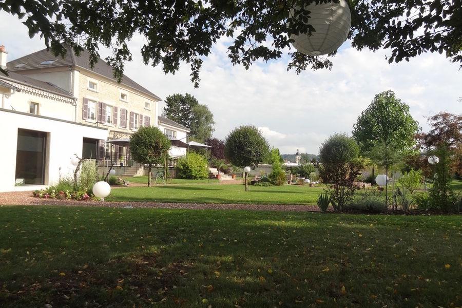 La Brunerie et ses Instants Le Parc (extérieur)