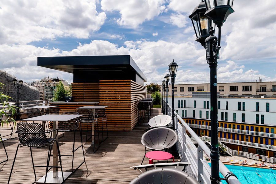 Hôtel Molitor Paris by MGallery ***** Toit Terrasse