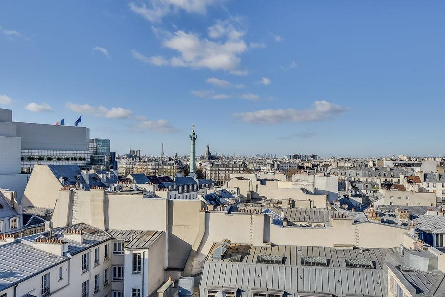 360 Faubourg Rooftop Vue 360°