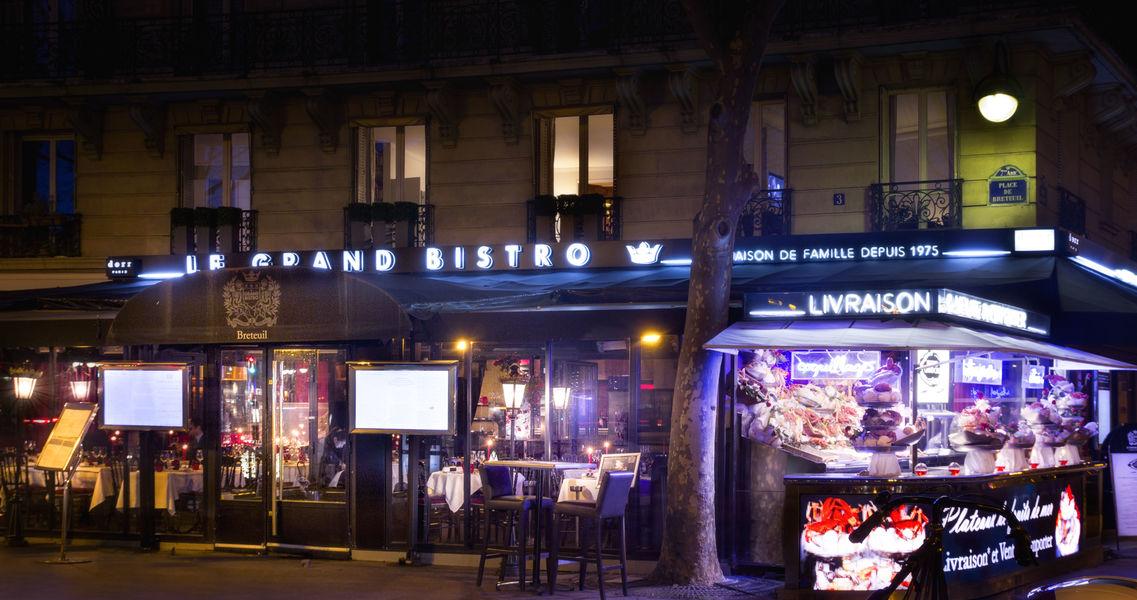 Le Grand Bistro Paris - Breteuil   5