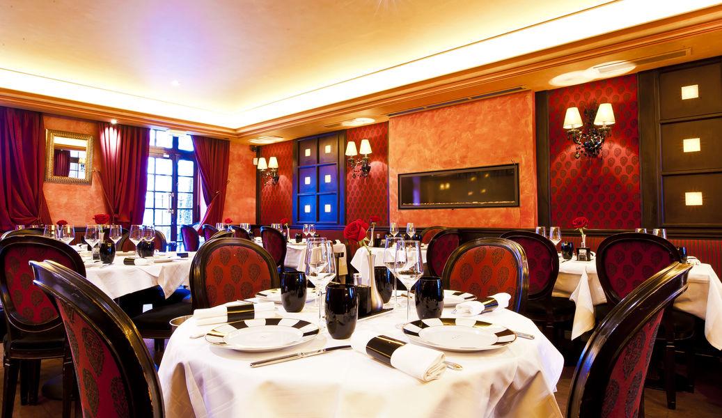 Le Grand Bistro Paris - Muette   SALON POURPRE