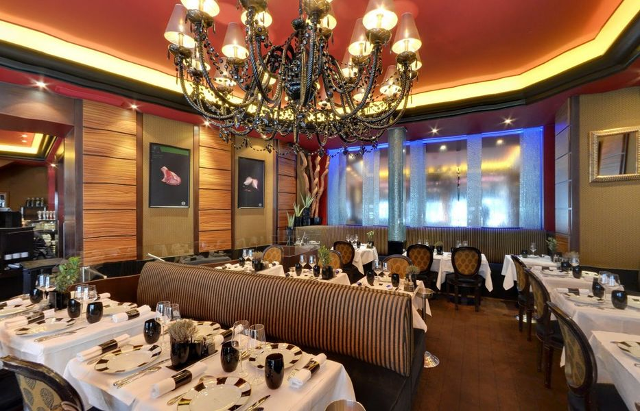 Le Grand Bistro Paris - Muette   Salle de restaurant