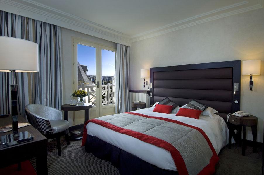 Grand Hôtel des Thermes ***** Chambre Transat Emeraude 24m²