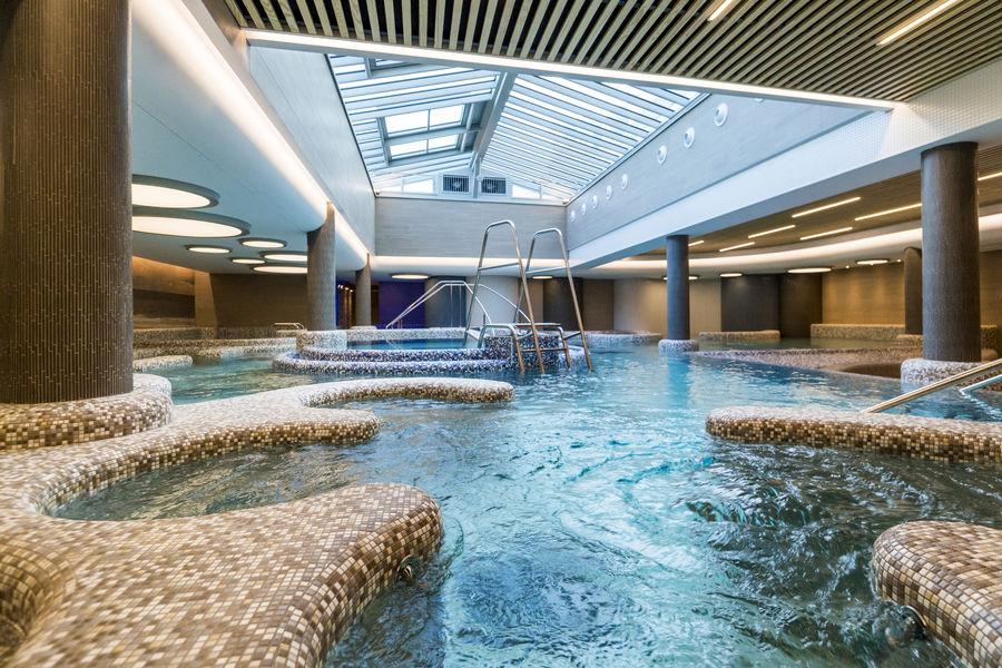 Grand Hôtel des Thermes ***** Pacrours Aquatonic
