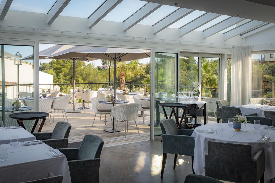 Sandton Hôtel Domaine Cocagne   Restaurant Sandton Domaine Cocagne