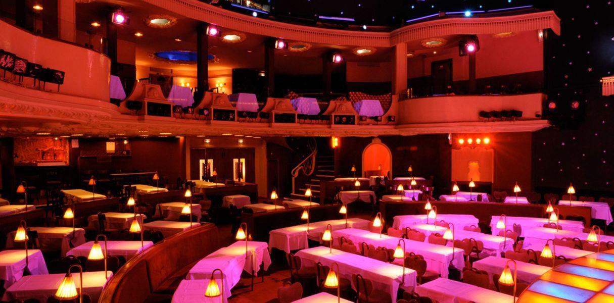 Fantaisies Parisiennes Salle Cabaret