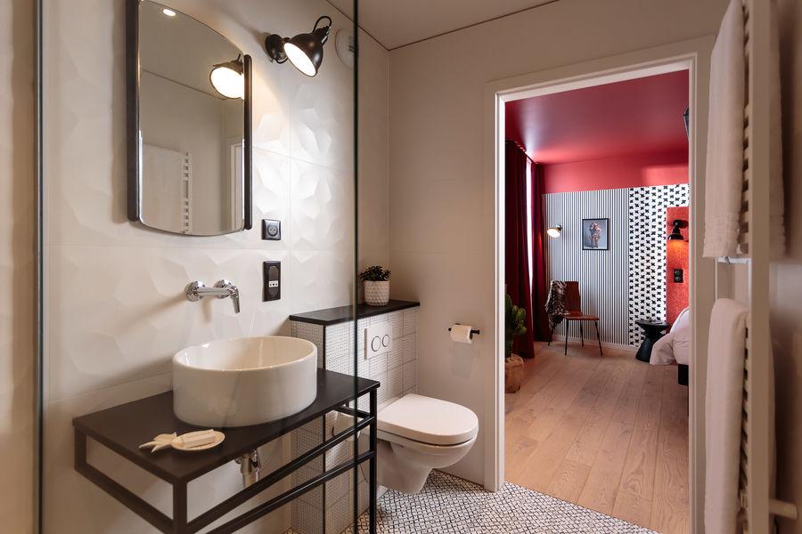 Boma Hôtel Salle de bain