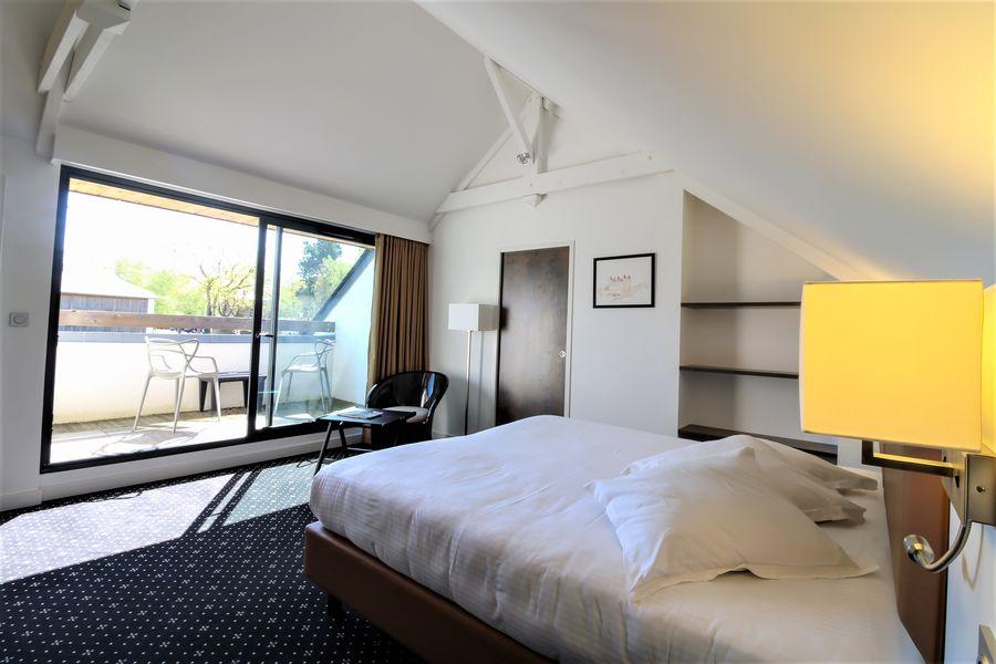 Loire et Sens Chambre Junior Suite
