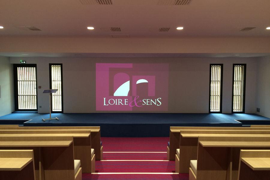 Loire et Sens Auditorium