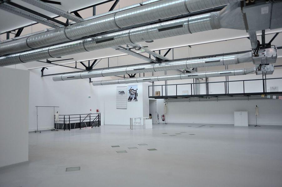 Espace de l'Artillerie showroom de l'artillerie