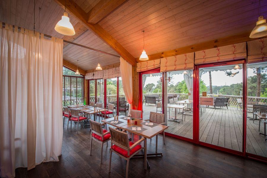 Best Western Resort Hôtel Lacanau Restaurant