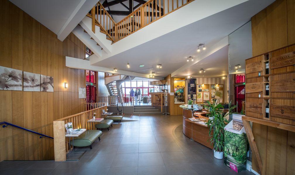 Best Western Resort Hôtel Lacanau Reception