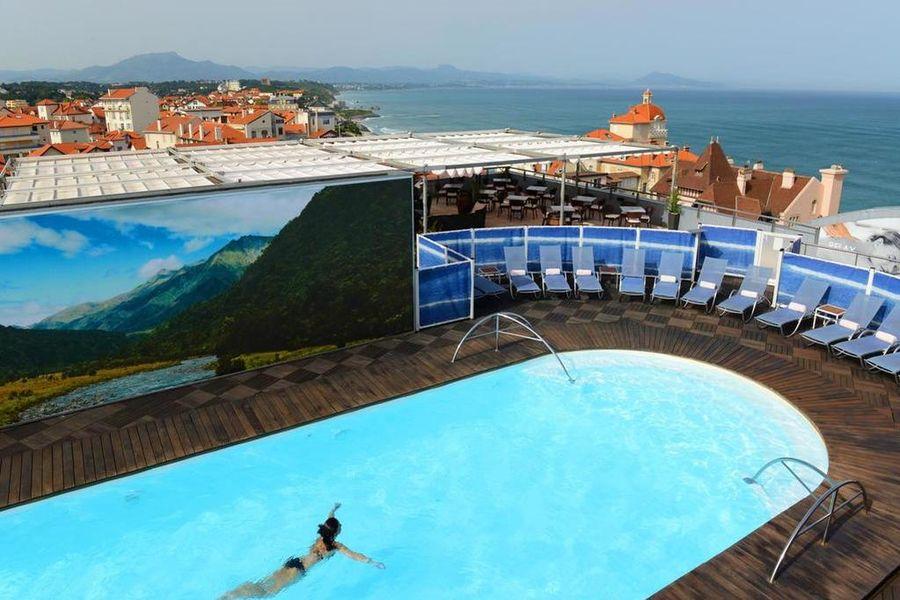 Radisson Blu Hotel Biarritz  Piscine