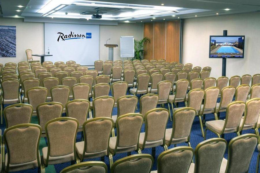 Radisson Blu Hotel Biarritz  Salle de séminaire