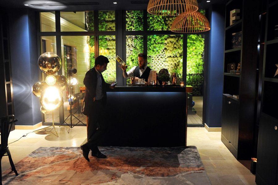 Blue Shaker Lobby (cocktail)