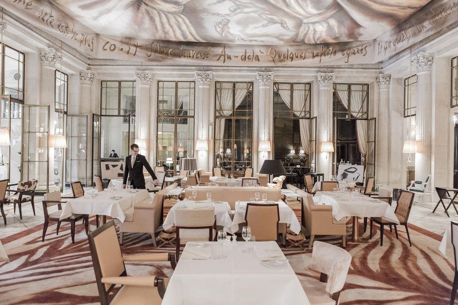 Le Meurice ***** Restaurant Le Dalí