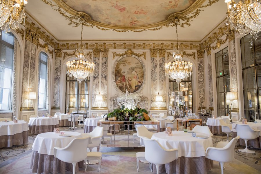 Le Meurice ***** Restaurant le Meurice Alain Ducasse