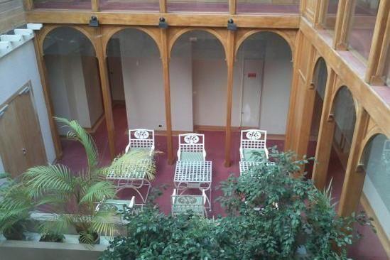 Le Grand Hotel Patio