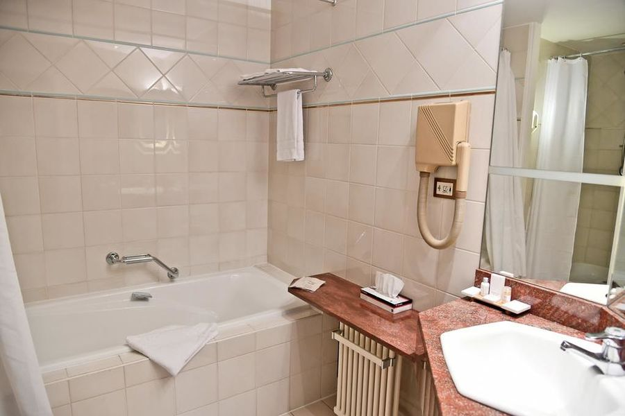 Le Grand Hotel Salle de bain