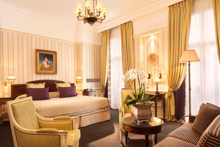 Hôtel Napoléon Paris ***** Junior Suite