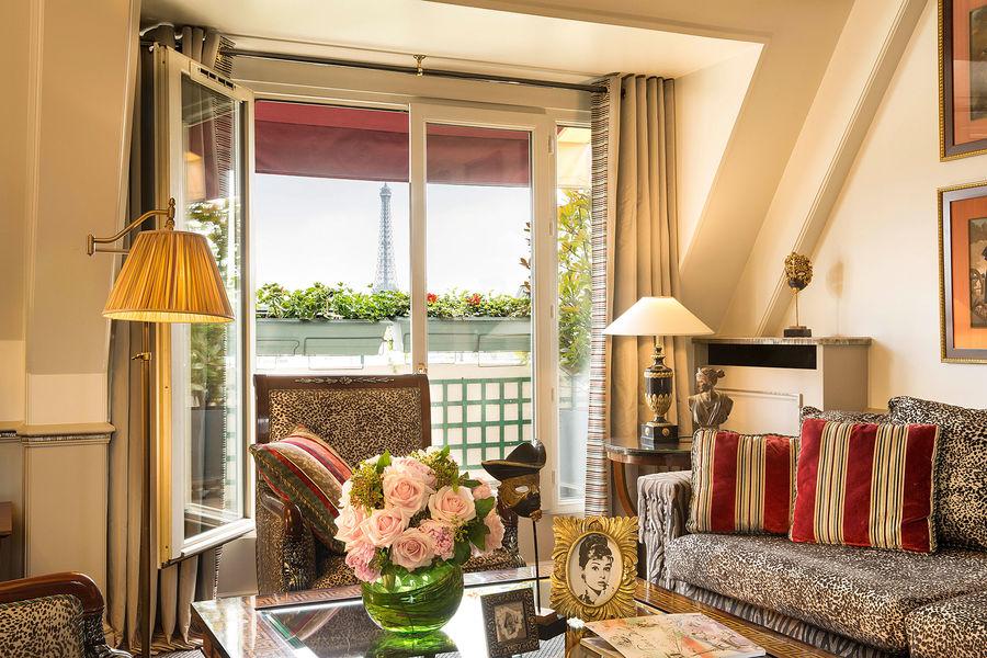 Hôtel Napoléon Paris ***** Imperial Suite