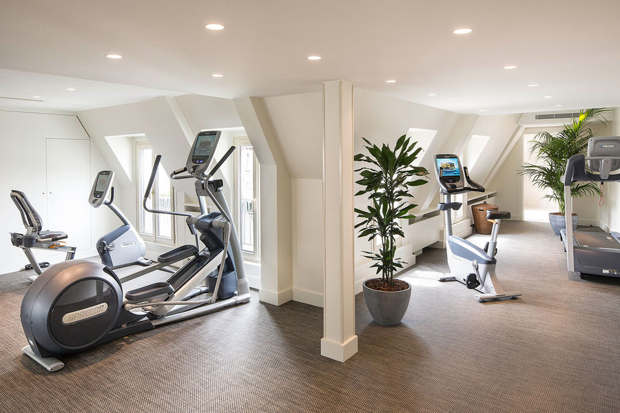 Hôtel Napoléon Paris ***** Fitness room