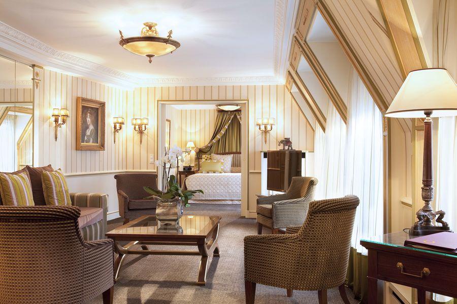 Hôtel Napoléon Paris ***** Josephine Suite