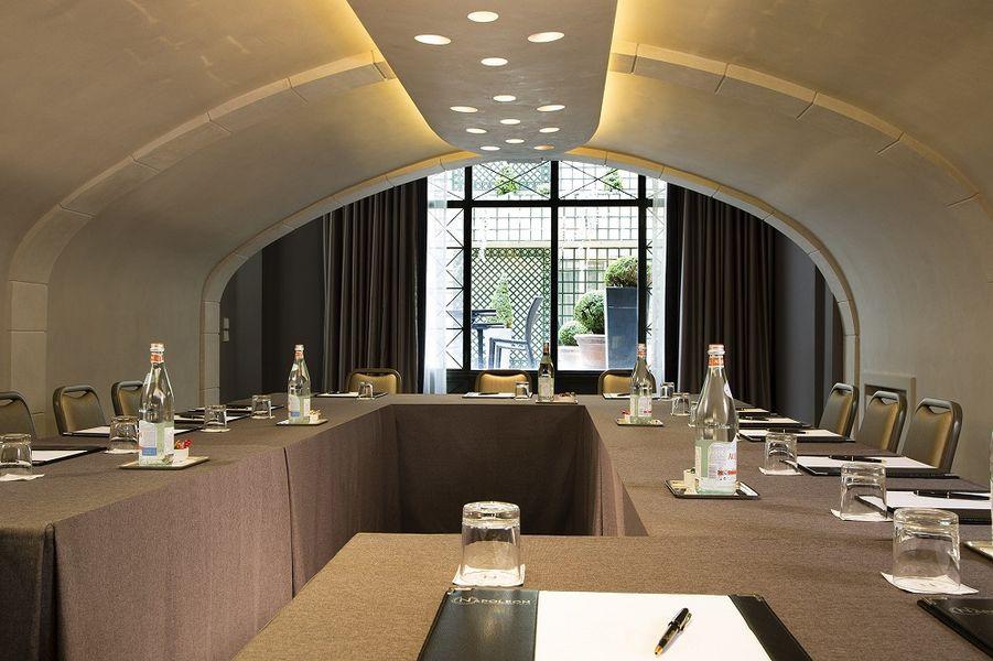 Hôtel Napoléon Paris ***** Salon Laetizia