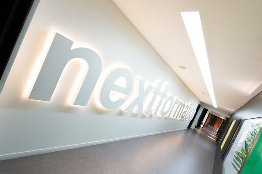 NextOffice Opéra Couloir