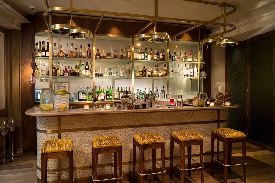 Hôtel Rochester Champs Elysées **** Bar