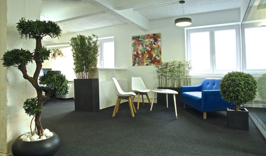 La Maison du Coworking - La Plaine nos espaces communs