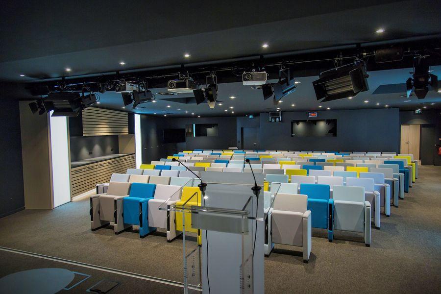 Business Center Paris Trocadéro Auditorium