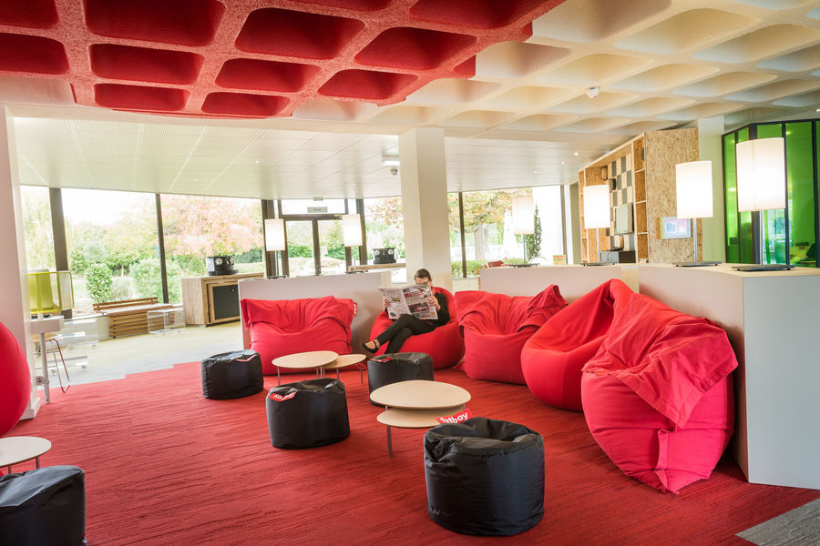 Ibis Styles Tours Sud  *** hall principal