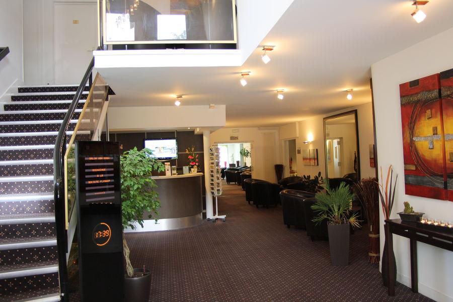 Qualys Hotel Rouen - La Bertelière **** Hall