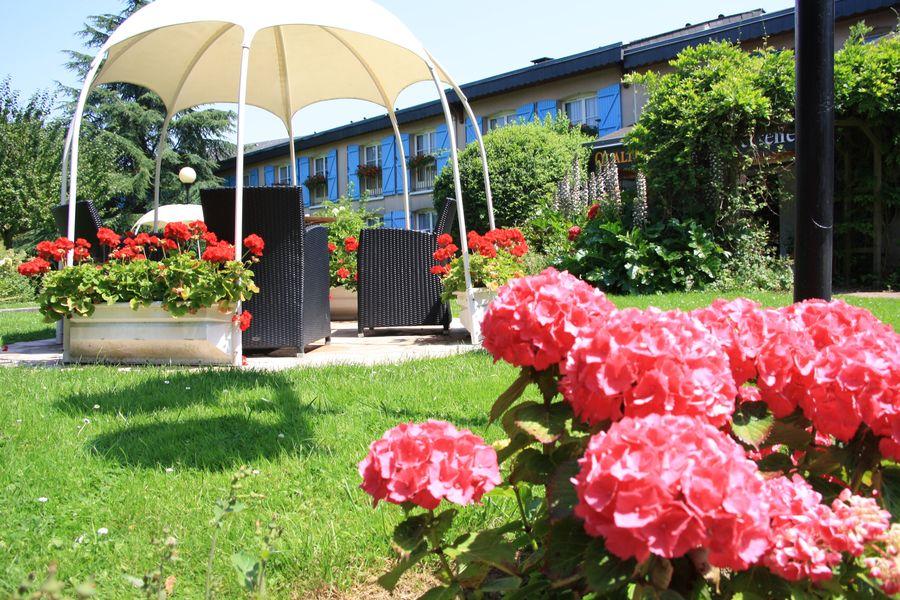 Qualys Hotel Rouen - La Bertelière **** Parc