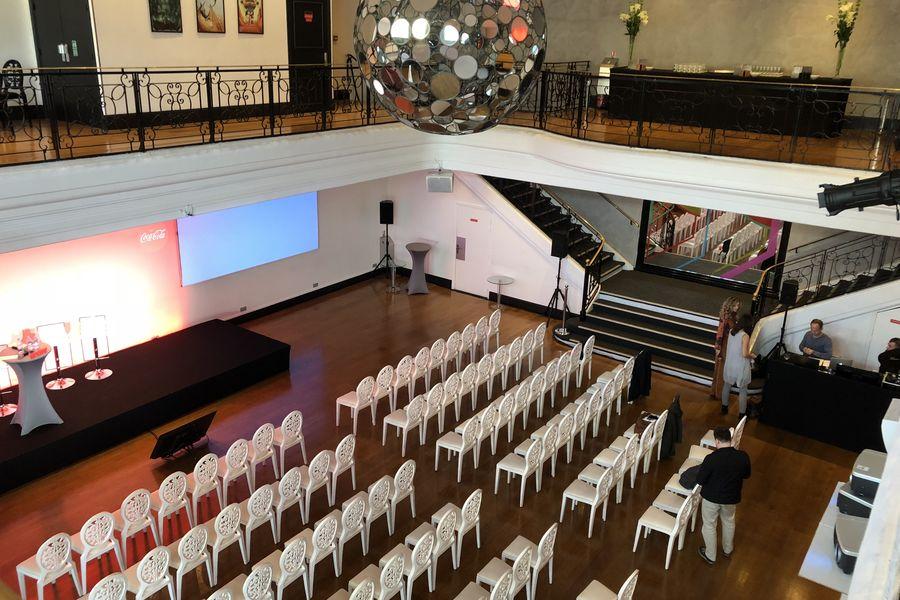 Pavillon Wagram Conférence 2ème