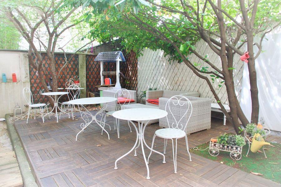 Villa Sorel ** Jardin apaisant