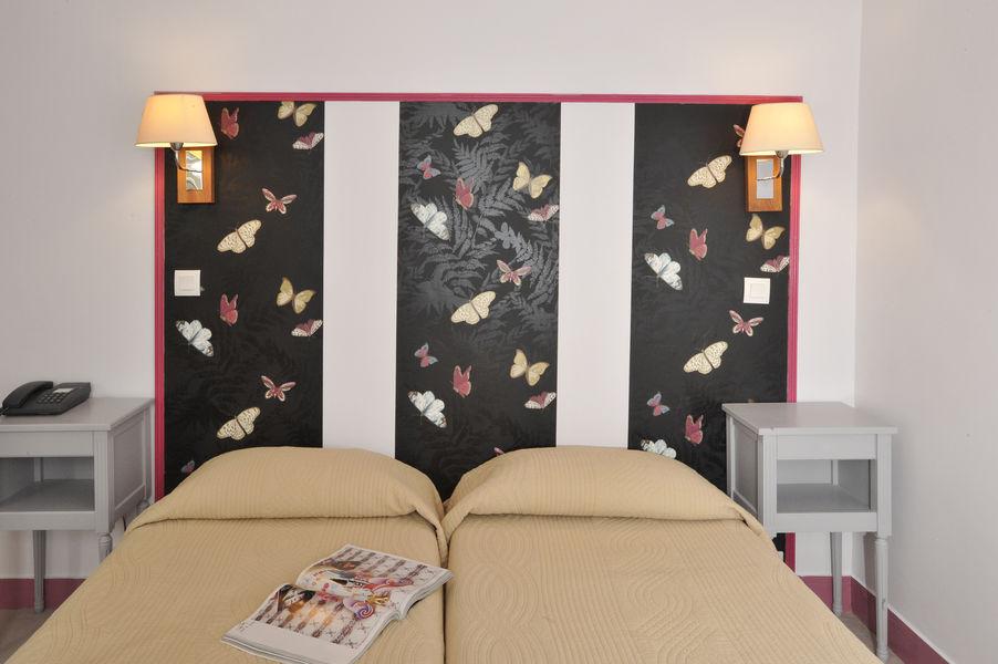 Villa Sorel ** Chambre Supérieure Twin