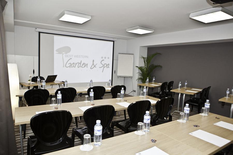 Best Western Hotel Garden & Spa *** Salle de réunion Les Embruns