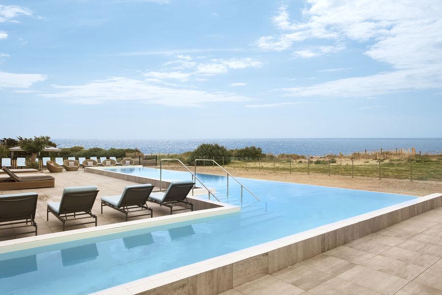 Atalante Wellness Hotel Thalasso & SPA **** Piscine eau de mer chauffée
