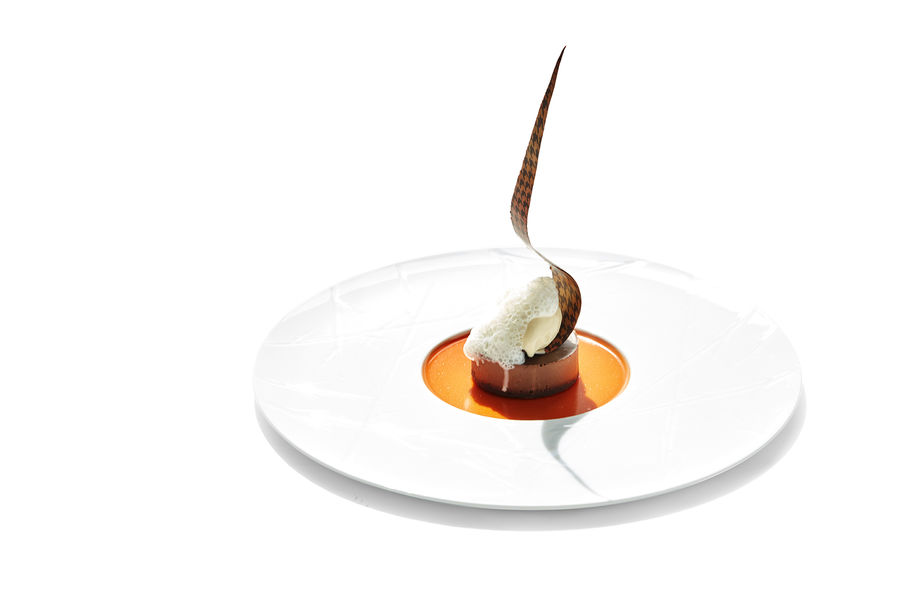 Atalante Wellness Hotel Thalasso & SPA **** Dessert du Chef pâtissier
